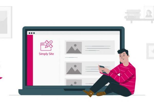 Webinar Simply Site – Saiba como criar um Site