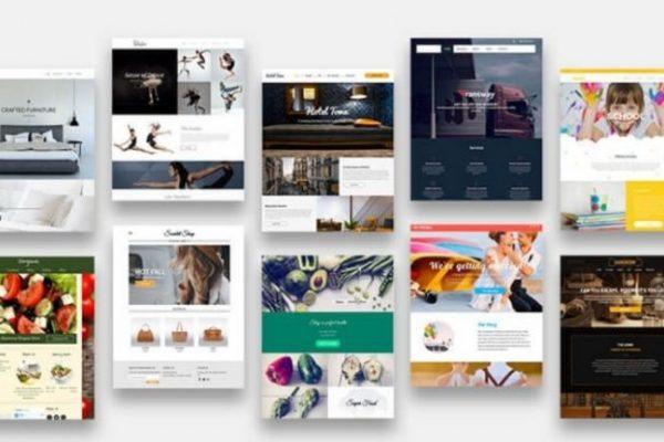 Precisa de site? 30 ideias para Criar Site